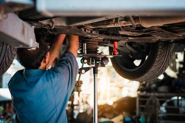 Réparation mécanique